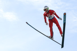 NORDIC COMBINED - AUT championships